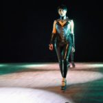 The fashion show Nostromo of Isabeau Ouvert at Uma Obscura 2016