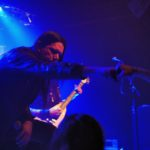 The band Netherbird from Sweden performs at Uma Obscura 2016.