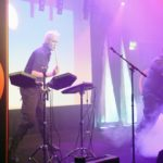 The band Cryo from Sweden performs at Uma Obscura 2016.